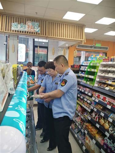 上海开展流动餐车食品安全检查